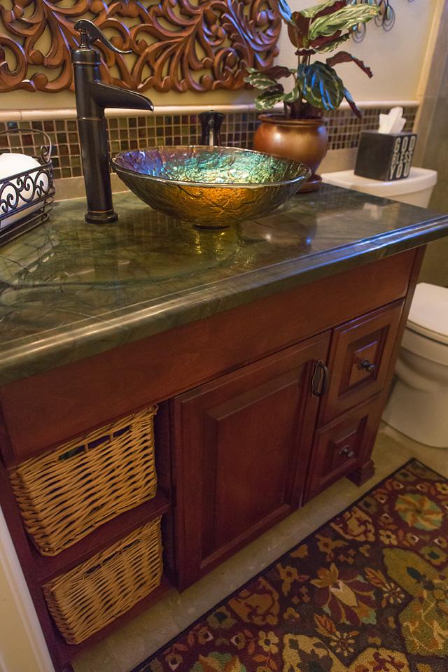Bathroom Vanity Baskets august oak woodworks |temecula california bathroom vanities